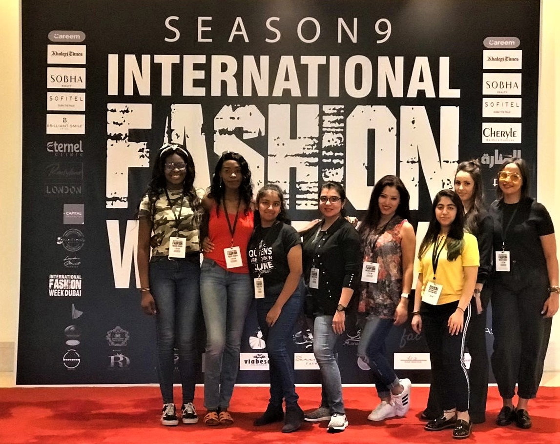 Lca Capital Fashion Students Complete Internship At International Fashion Week London College Of Arts